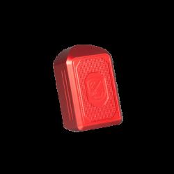 Base pads til Classic Line ternet overflade - rød