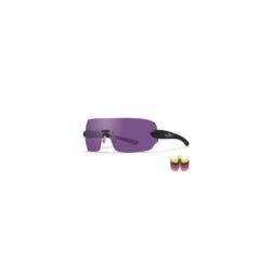 Skydebrille Detection clear/yellow/orange/purple/copper glas