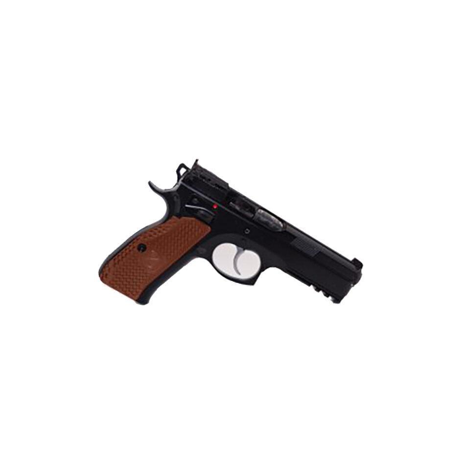 Grips til CZ/Monarch 1 - rusty-bronze