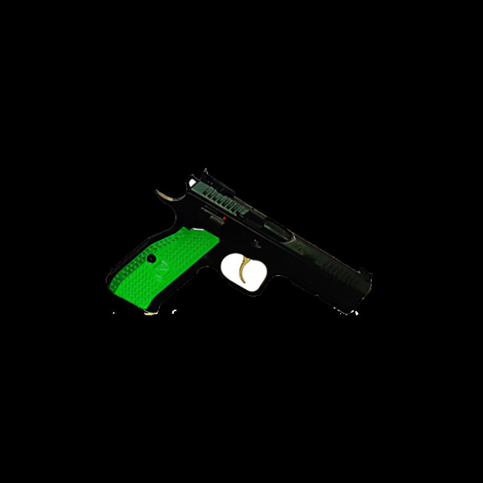 Grips til CZ/Monarch 1 - grøn